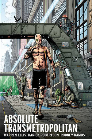 Absolute Transmetropolitan Vol 02