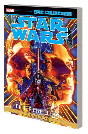Star Wars Legends Epic Collection Rebellion TP Vol 01