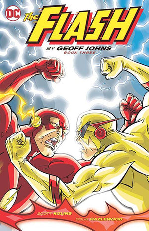 Flash by Geoff Johns Book 03