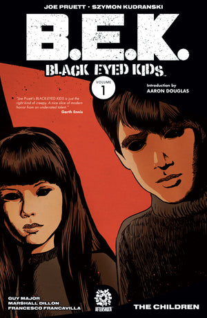Black Eyed Kids Vol 01