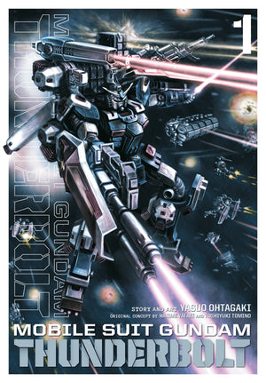 Mobile Suit Gundam Thunderbolt Gn Vol 01