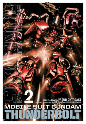 Mobile Suit Gundam Thunderbolt Gn Vol 02