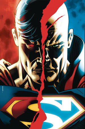Superman Action Comics Rebirth TP Vol 01