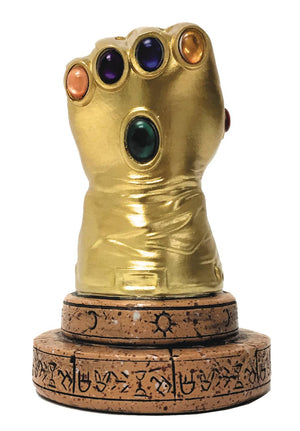 Marvel Comics Infinity Gauntlet PX Desk Monument Statue