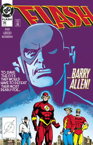 Flash by Mark Waid Book 02