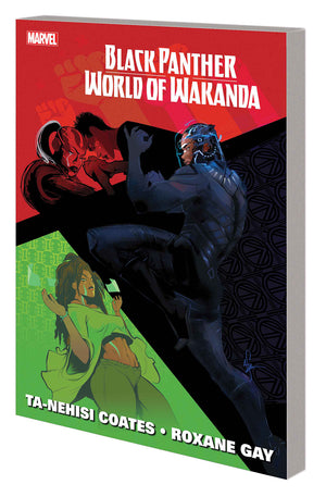 Black Panther World Of Wakanda TP Vol 01