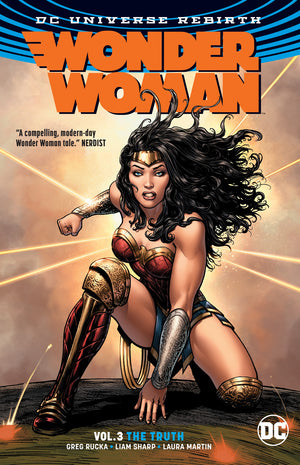 Wonder Woman Rebirth TP Vol 03 The Truth