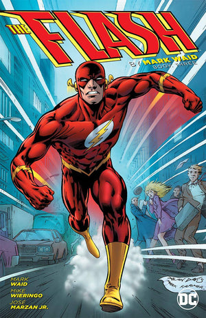 Flash by Mark Waid Book 03