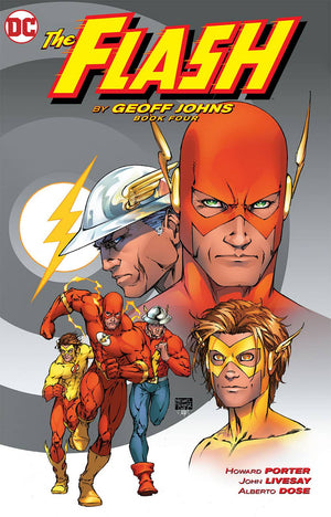 Flash by Geoff Johns Book 04