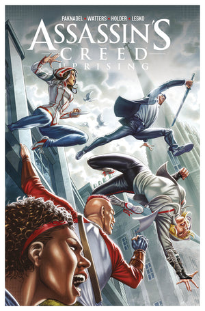 Assassin's Creed TP Vol 02