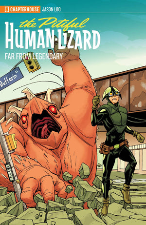 Pitiful Human Lizard TP Vol 01 (New Printing)