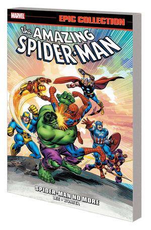Amazing Spider-man Epic Collection TP Spider-man No More