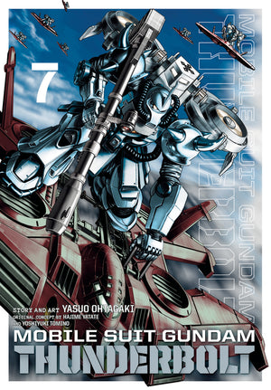 Mobile Suit Gundam Thunderbolt Gn Vol 07