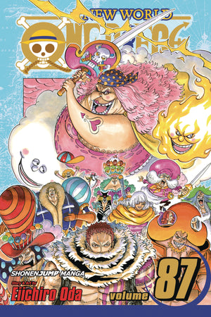 One Piece Vol 87