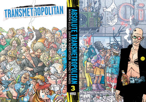 Absolute Transmetropolitan Vol 03