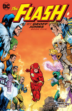Flash by Geoff Johns  Book 05