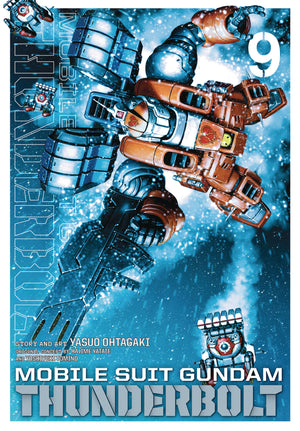 Mobile Suit Gundam Thunderbolt Gn Vol 09