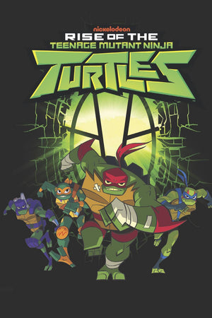 Teenage Mutant Ninja Turtles Rise of the TMNT TP Vol 01