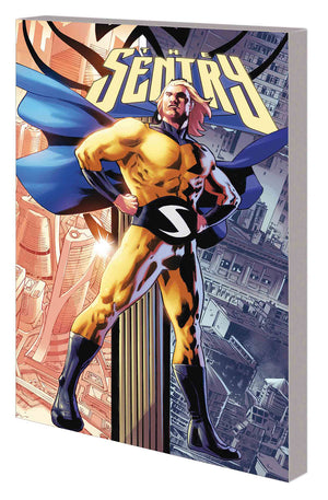 Sentry TP Vol 01 Man Of Two Worlds