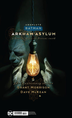 Absolute Batman Arkham Asylum HC