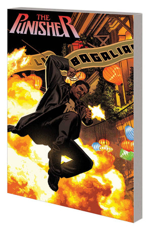 Punisher TP Volume 02 War in Bagalia