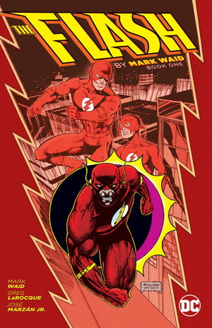 Flash by Mark Waid Book 01