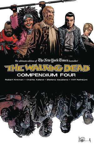 Walking Dead Compendium Vol 04