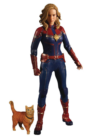 One-12 Collective Marvel Captain Marvel Action Figure