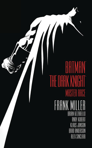 Absolute Dark Knight III The Master Race HC
