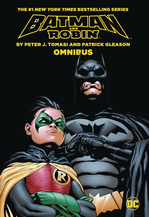 Batman & Robin By Tomasi and Gleason Omnibus HC New Printing