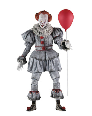 IT 2017 Pennywise 1/4 Scale Figure