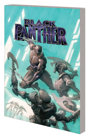 Black Panther TP Volume 07