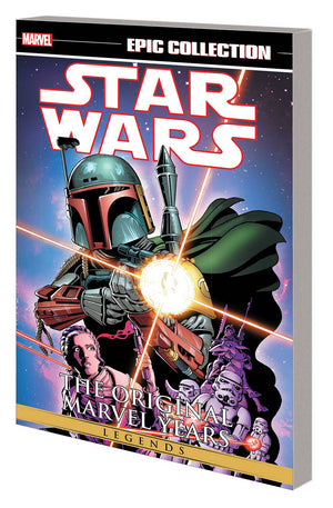 Star Wars Legends Epic Coll Original Marvel Years TP Vol 04