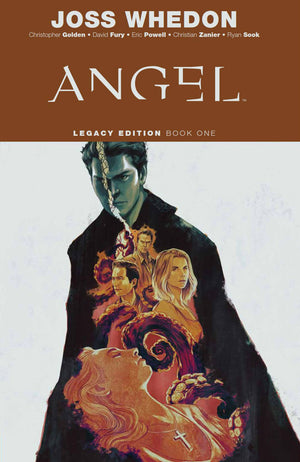 Angel Legacy GN Vol 01