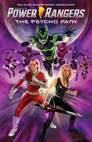 Power Rangers TP Psycho Path