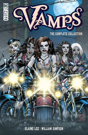 Vamps the Complete Collection TP