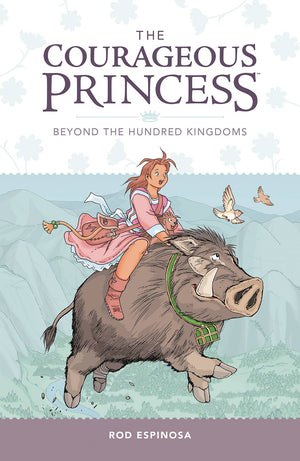 Courageous Princess TP Vol 01