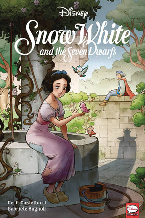 Disney Snow White and the Seven Dwarfs TP