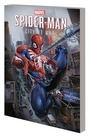 Spider-Man City at War TP