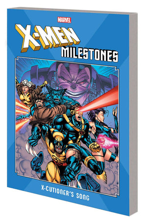 X-Men Milestones TP X-cutioner's Song