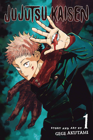 Jujutsu Kaisen Vol 01 PRE-ORDER (orders due November 1st)