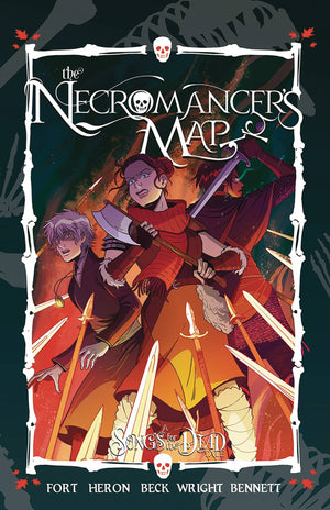 Necromancer's Map TP