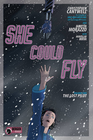 She Could Fly TP Vol 02