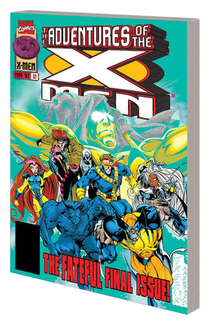 Adventures of X-Men Gn Rites of Passage
