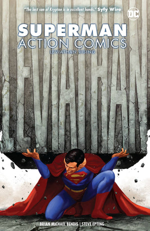Action Comics HC Vol 02 Leviathan Rising