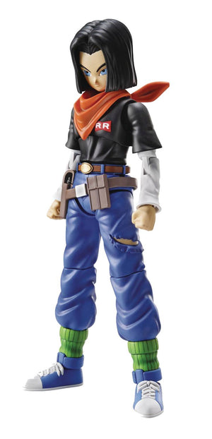 Figure-Rise Standard DBZ Android 17 Model Kit