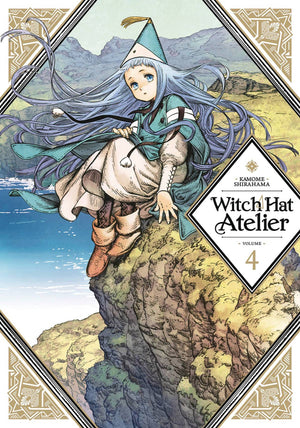 Witch Hat Atelier GN Volume 04