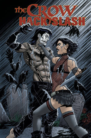 Crow Hack / Slash TP PRE-ORDER (orders due January 20th)
