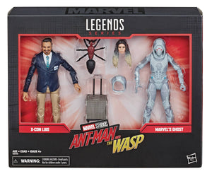 Marvel Legends Ghost and Luis Two Pack Action Figures