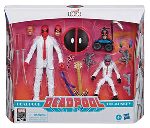 Marvel Legends Deadpool / Hit Monkey Action Figures Set